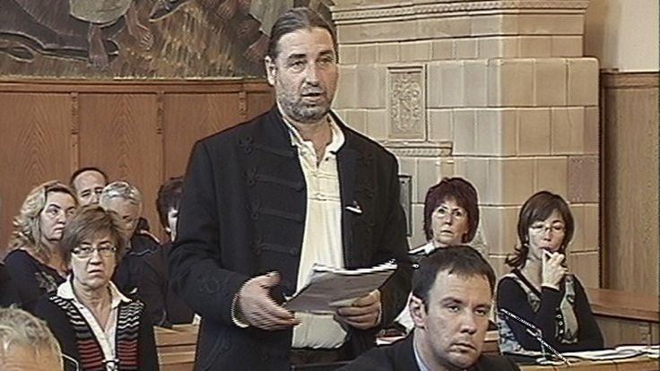 Önkormányzati testületi ülés Csongrádon 2016.11.24.