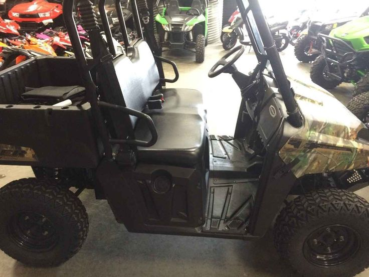 Used 2013 Polaris RANGER EV ATVs For Sale in California. 2013 POLARIS RANGER 4X4 ELECTRIC VEHECLE FULL SIZE DUMP BED UP TO 50 MILE PER CHARGE LIKE NEW CONDITION.0 DOWN 0 INTEREST FINANCING AVAILABLE.WE ALSO SELL PRE OWNED HONDA YAMAHA SUZUKI KAWASAKI BOMBARDIER CAN AM POLARIS KYMCO ARCTIC CAT ATVS AND UTVS SIDE BY SIDES.