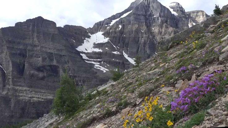 Lake Louise and Moraine Lake Banff National Park, Alberta, Canada (4K)