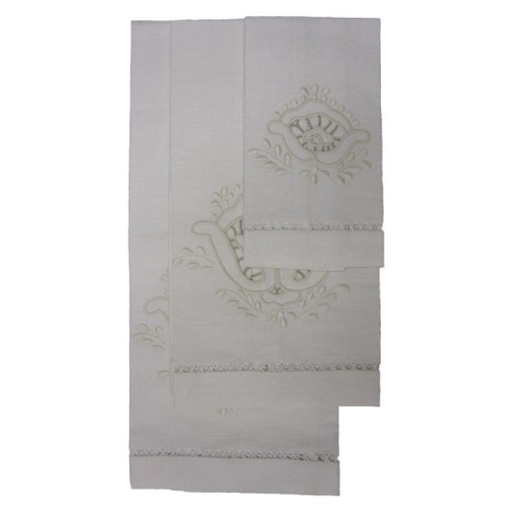 Linen Bathroom Towel (Tolhas Casa de Banho em Linho)