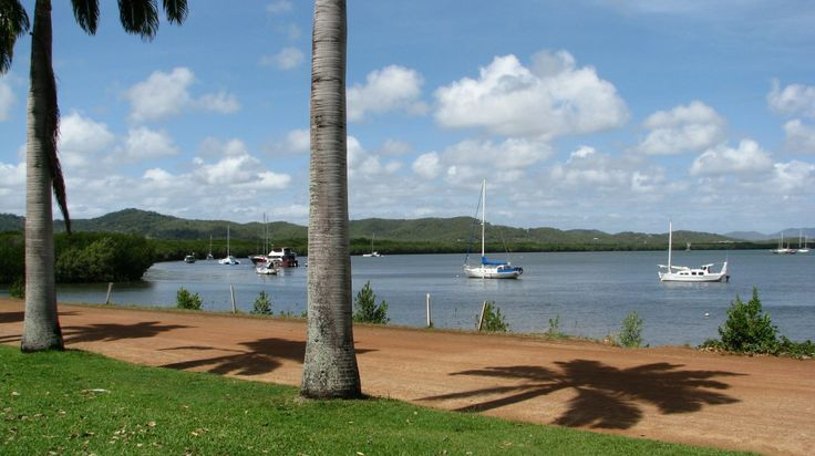 A four hour drive through the outback to Cooktown - family friendly trip.