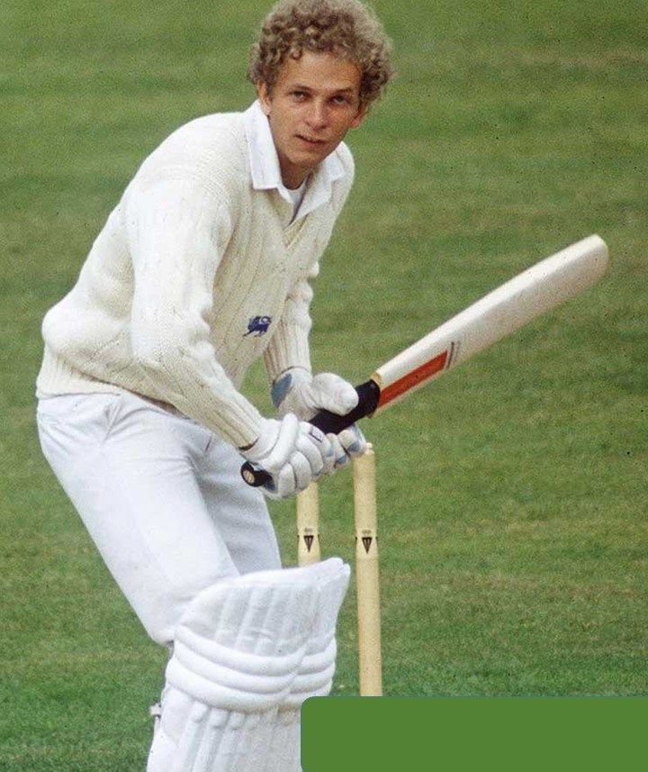 64 David Gower, 1982, 32-5-18-9. Gower led England during the 1985 Ashes, and his team was victorious, however two 5–0 whitewashes against the West Indies in 1984 and 1985–86 reflected poorly on his captaincy and Gower was replaced in 1986. He was briefly reinstated for the 1989 Ashes series before being replaced as captain by Graham Gooch. The strained relationship between the pair contributed to Gower retiring from international cricket in 1993.