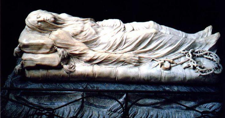 Cristo Velato, housed in the San Severo Chapel