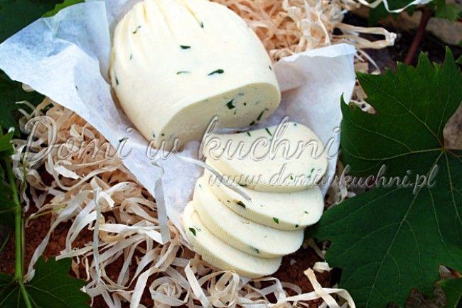 Domowy ser jak oscypek | Domi w kuchni