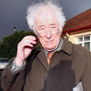 Poetry in motion -- Heaney's work set for TV: Heaney Work, Work Sets
