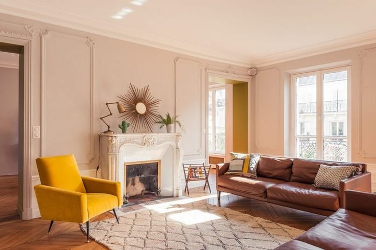 1000 id es sur le th me d cor de moutarde jaune sur pinterest salons jaunes - Jaune moutarde decor ...