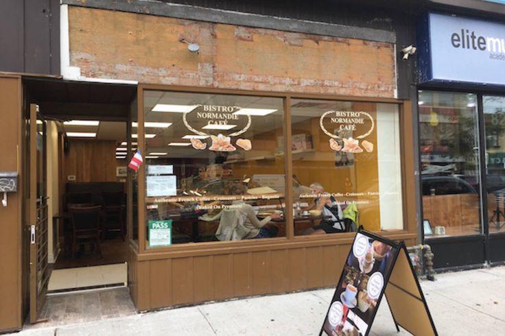 Bistro Normandie Cafe Toronto