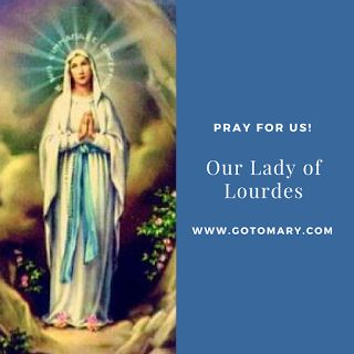 The 11th of February is the feast day of Our Lady of Lourdes. She is the patron saint of Lourdes, France, Quezon City of Metro Manila, Tagaytay City of Cavite, Barangay Granada of Bacolod City, Daegu, South Korea, Tennessee, Diocese of Lancaster, bodily ills, sick people, and protection from diseases. #saintoftheday #saint #saints #catholic #catholicsaints #catholicsaint #bvm #virginmary #lourdes