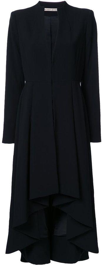Alice+Olivia 'Alcina' coat
