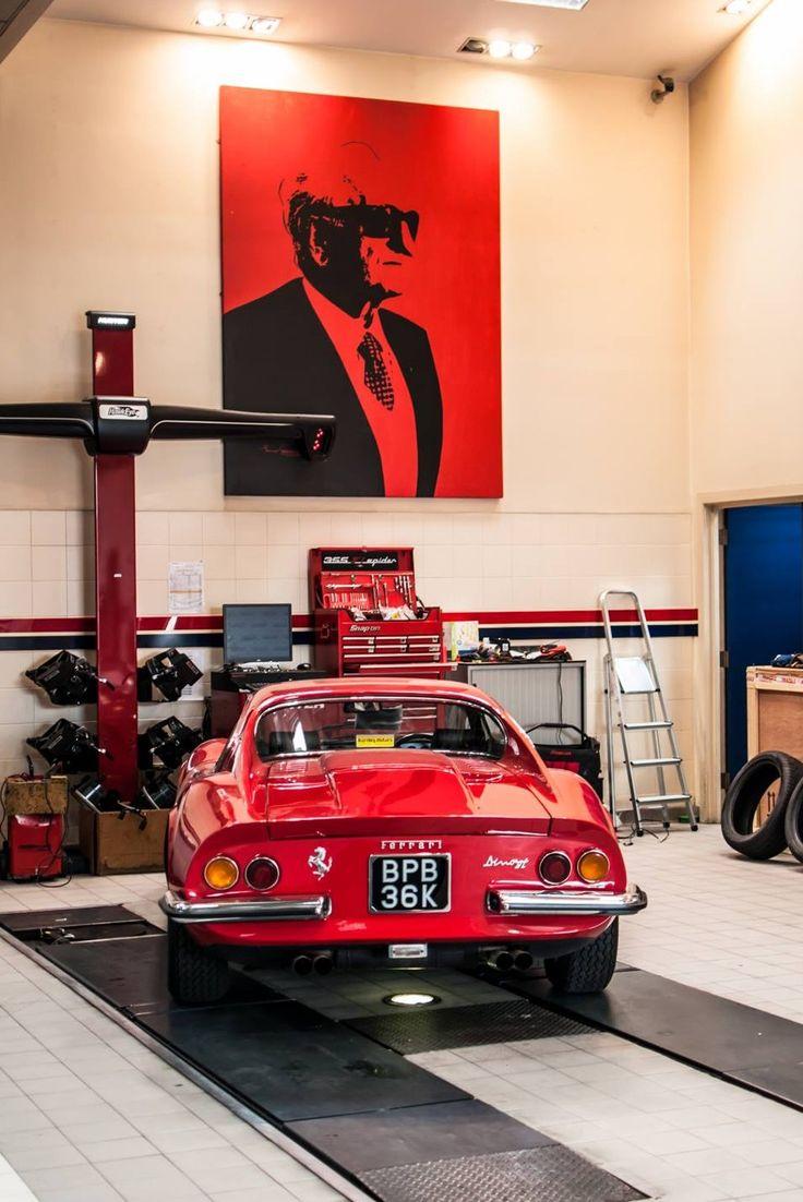 Ferrari dino to his son more