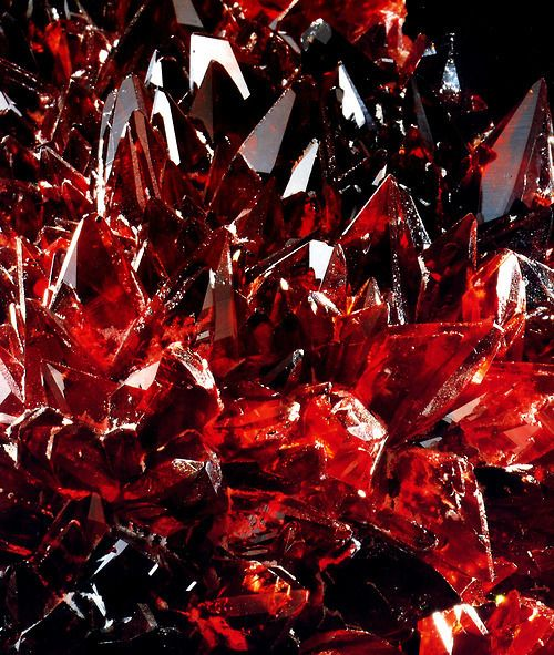 Color- Blood Red is a color I would use along with other dark colors for mood in the forest outside the Witch's House