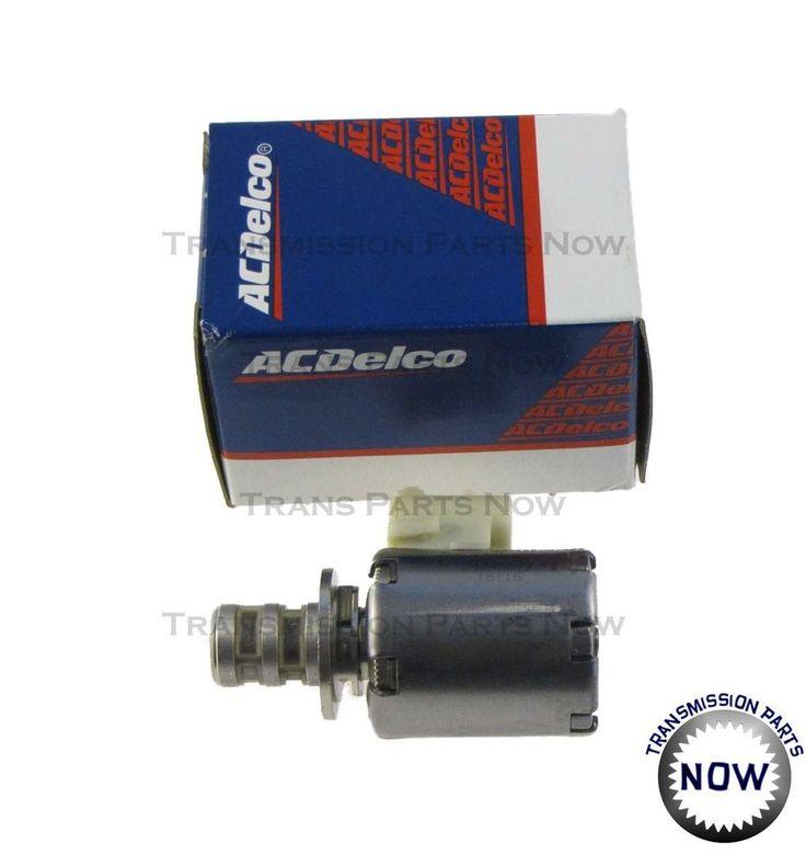 GM Trans Pressure Control Solenoid New Ac Delco 24248892 4L80E 2004 -up 34435C #ACDelco