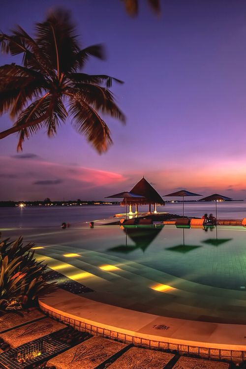 Serenity Pool, Maldives Kuda Hurra Island