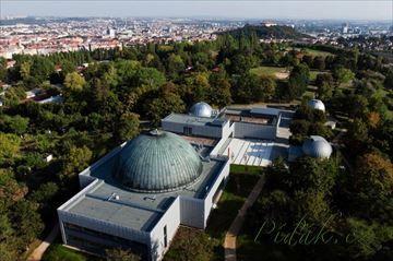 Zobrazit detail - Hvězdárna a planetárium - Brno