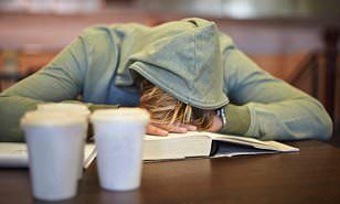Scientists at Brigham and Women's Hospital found Harvard College students had a lower grade point average if they did not go to bed at the same time every night.
