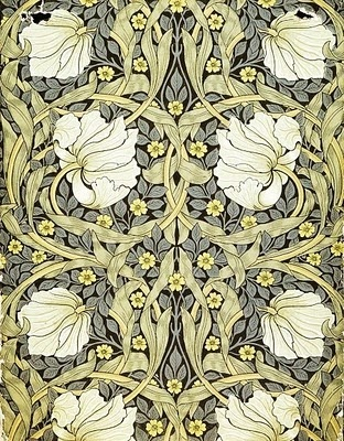a William Morris design.