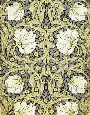 a William Morris design.