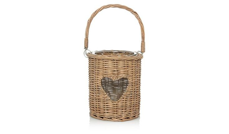 George Home Large Wicker Lantern Tea light Holder, read reviews and buy online at George at ASDA. Shop from our latest range in Home & Garden. Put your heart...