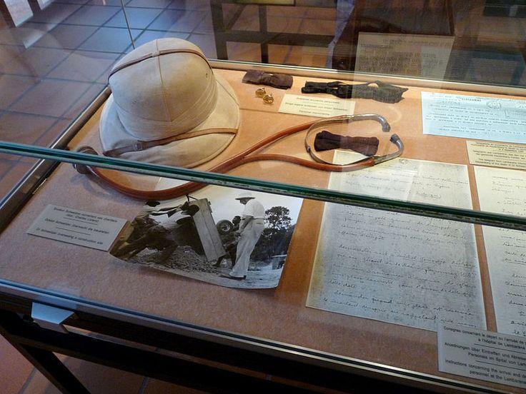 Musée du docteur Schweitzer - #Kaysersberg - #Alsace
