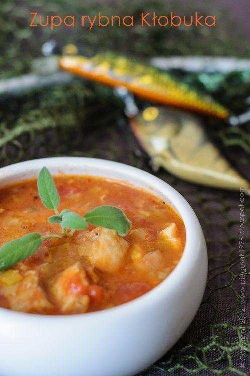 Zupa rybna Kłobuka