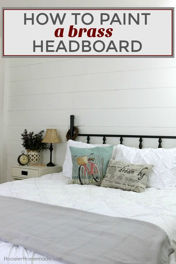 Best 25+ Brass headboard ideas only on Pinterest | Iron headboard ...