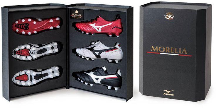 Nice Day Sports: MIZUNO MORELIA 30TH ANNIVERSARY CLEATS COLLECTION ...