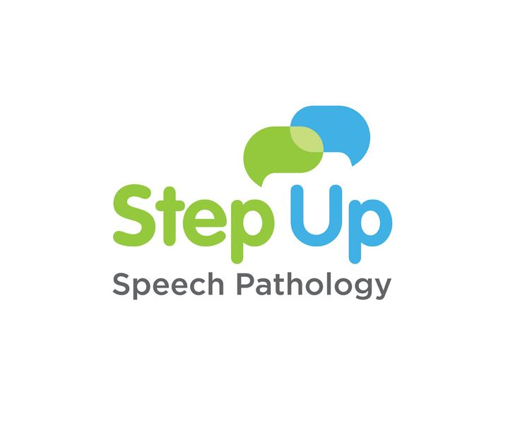 Step Up Speech Pathology needs a logo Playful, Personable Logo Design by Big Bee
