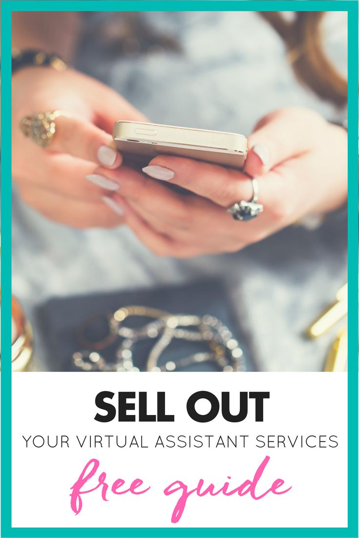 "Download the FREE ""Sell Out Your Services"" swipe file! via The Virtual Savvy"