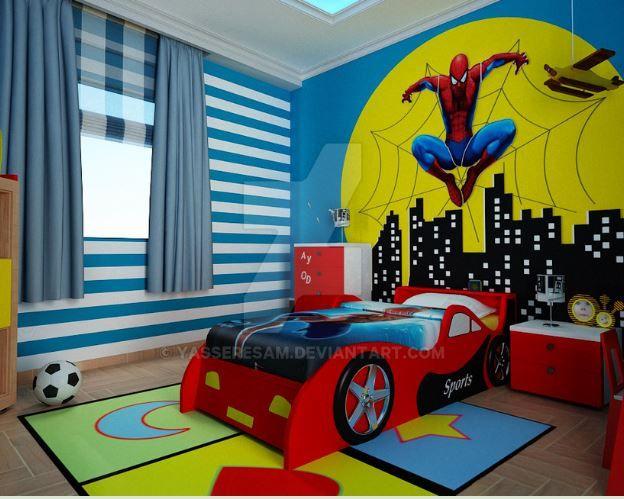 25 best spiderman bedroom ideas images on pinterest
