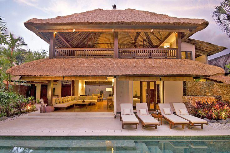 Villa 3 exterior at Villa Kubu, Seminyak, Bali