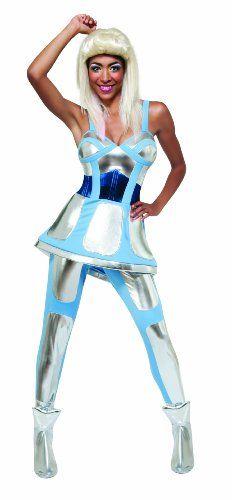 Secret Wishes  Nicki Minaj New Year's Eve Costume, Multi, Large