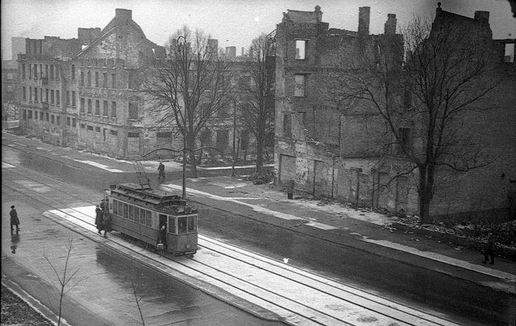 Калининград — Послевоенные фотографии 1950