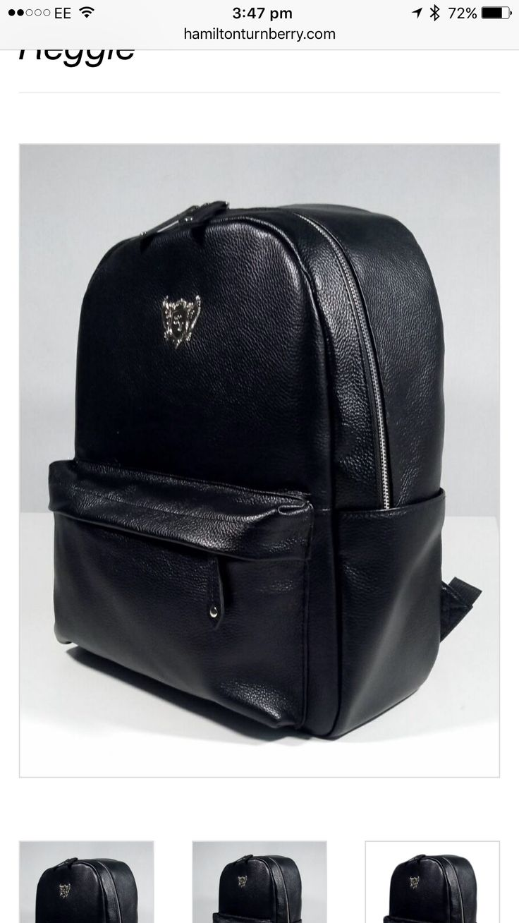 Reggie baby changing rucksack