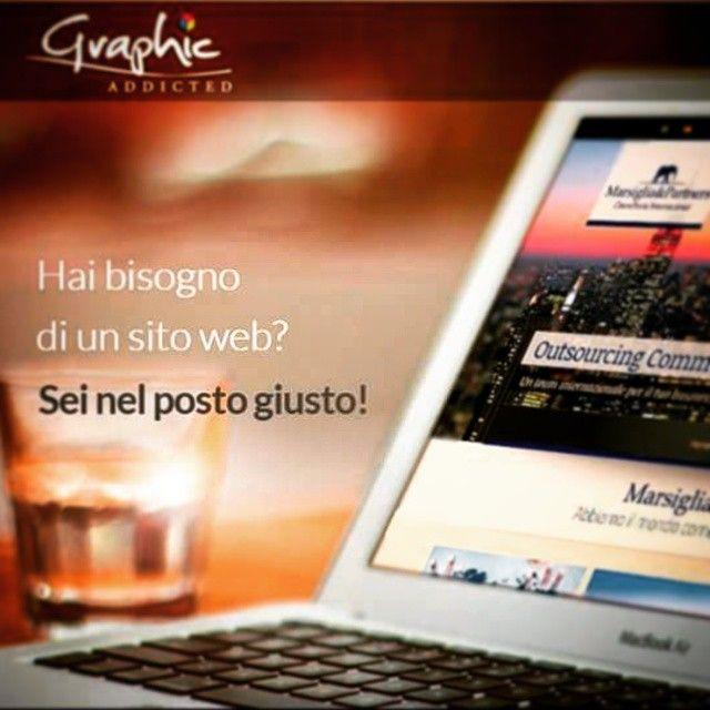 Vi presentiamo il nostro ultimo gioiello…Graphic Addicted 2.0 il nuovo sito di graphic addicted…visita www.graphic-add.com #newsite #graphic #newwork #newgraphic