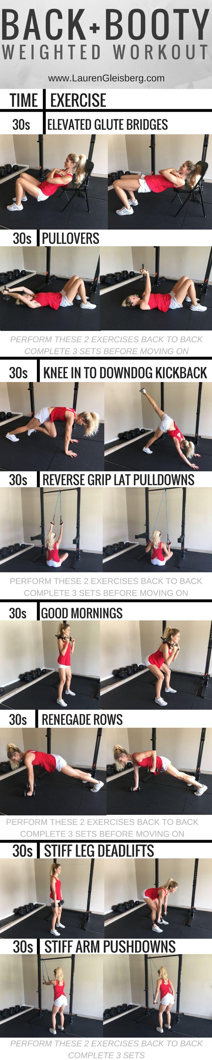 Fitmas Premium Challenge Pack: Week 4 Workouts – Lauren Gleisberg