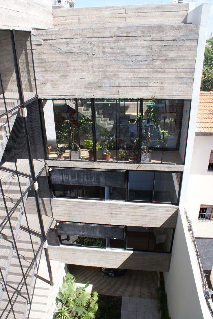 Imagen 2 de 33 de la galería de Edificio Gribone / Ventura Virzi arquitectos. Fotografía de Estudio Nápoles