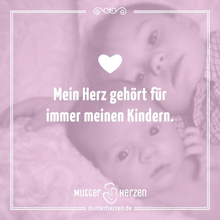 Diese Liebe endet nicht.  Mehr schöne Sprüche auf: www.mutterherzen.de  #liebe #herz #kinder #mutter #mutterliebe