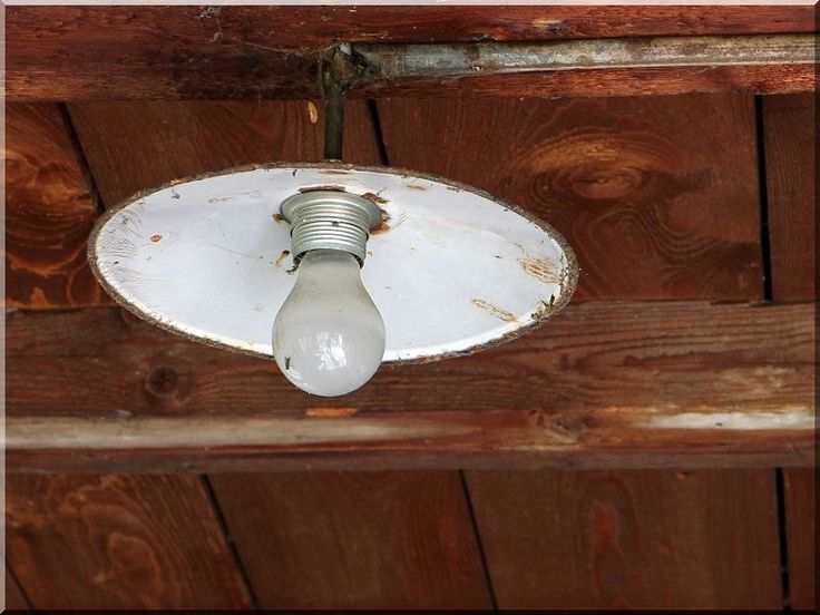 Vintage design régi lámpa