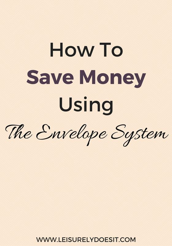 Have you heard of the envelope system but have no idea how it works? I'll explain it to you so that you can use it and save some cash!