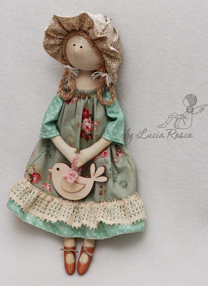 Lucias handmade: Сountry girl:)