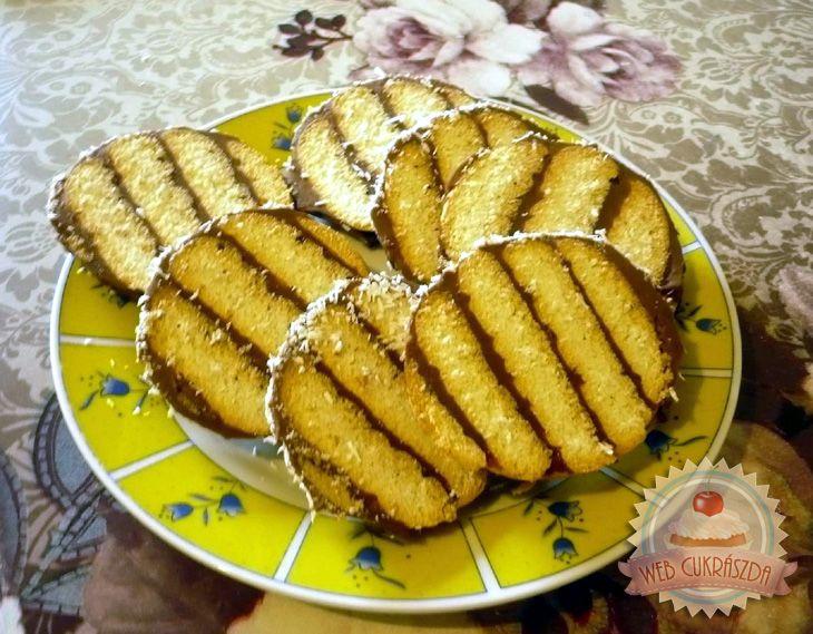 Pudingos keksz