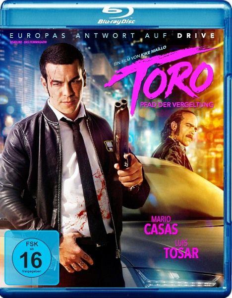 Торо / Toro (2016/BDRip/HDRip)  Бывший заключенный, его брат и племянница вынуждены податься в бега от мафии из-за долга в азартные игры, что приводит к дикому и жестокому преследованию, угрожающему их жизням.