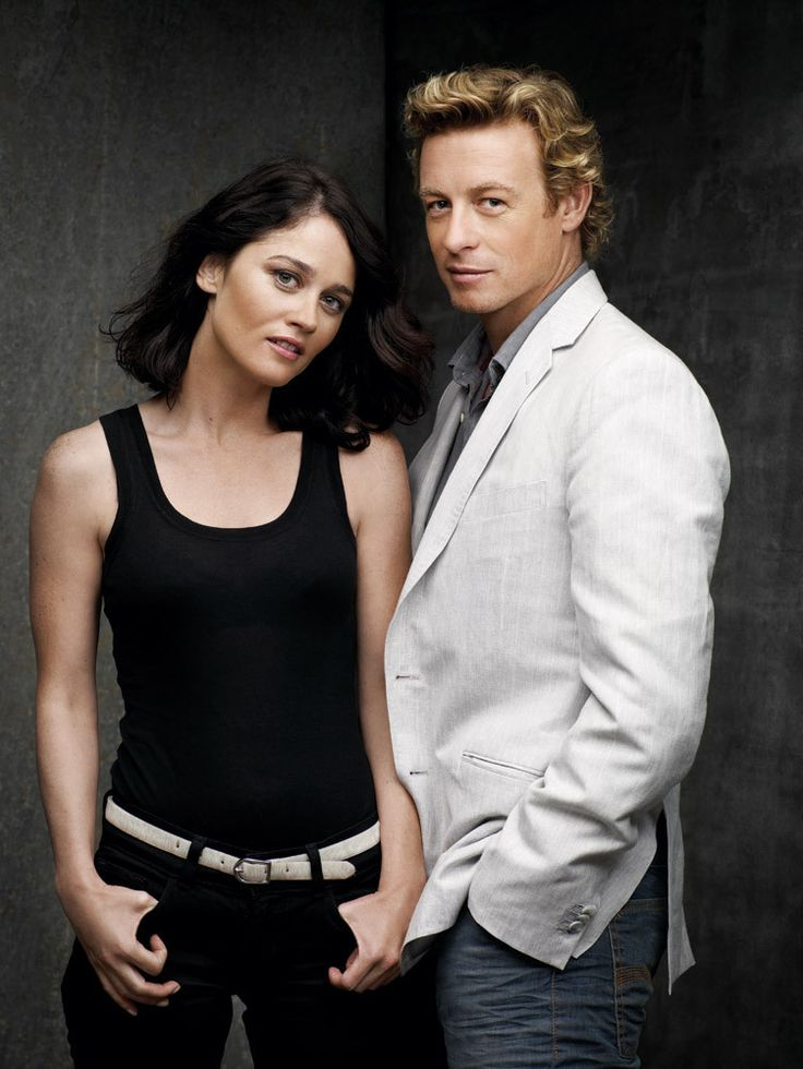 The Mentalist!