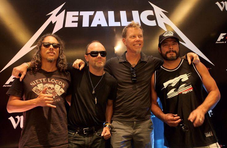 Si Metallica cantara la canción de Pokemon…