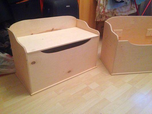 Как сделать контейнеры для игрушек 188