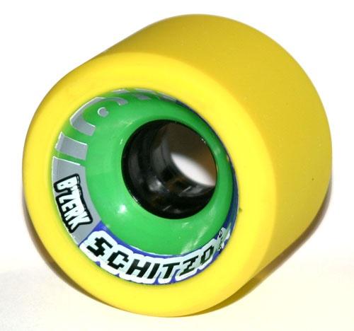 GRN MNSTR B'zerk Schitzo Yellow- SET OF 4  - 94A - 63*44
