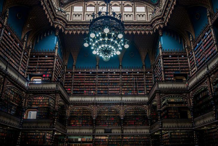 25библиотек мира, откоторых захватывает дух