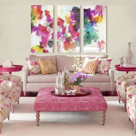 1293 best Pink Interiors/Decor (all shades) images on Pinterest ...