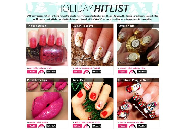 The ultimate #holiday #hitlist for all your #party #inspiration #preendotme