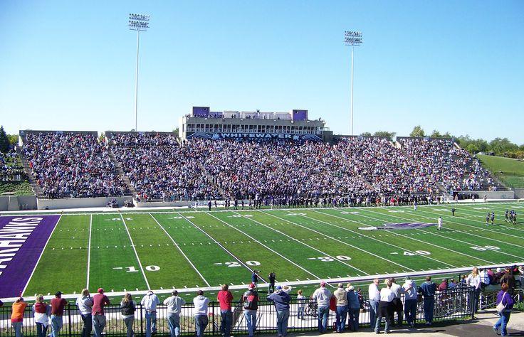 Perkins Stadium - Whitewater, WI. The football stadium of ...